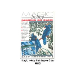 Magic Hobby - Painting on Glass
