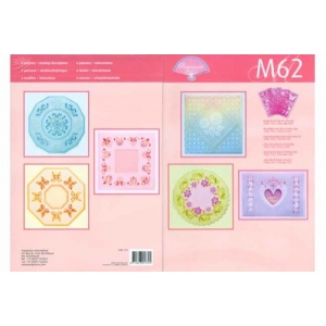 Pergamano M62 Templates Patterns