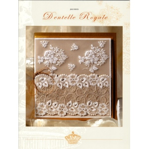 Pergamano Book Royal Lace French