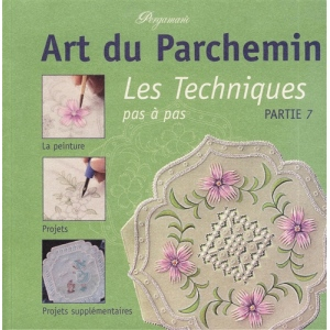 Parchment Craft Techniques Vol 7 - (French)