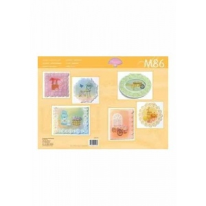 M86 Garden Cards with Perga Colors Exclusive
