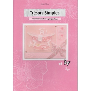 Pergamano Book Simple Treasures (French)