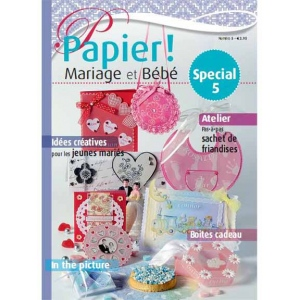 Papier! Magazine Wedding & Baby- Issue #5 FRENCH