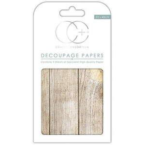 Distressed Wood 2 Decoupage Papers