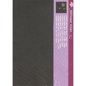 Vellum Black (5 sheets)