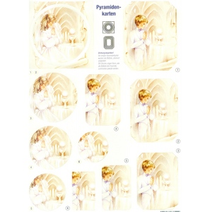 Pyramid Precut sheets - Religious Children