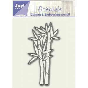 Joy! Crafts Dies - Orientals Bamboo
