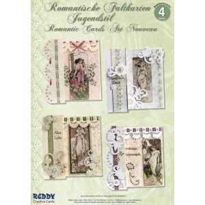 Reddy Card Kit -  Romantic Cards Art Nouveau Kit