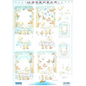 Reddy 3D Precut Morehead - Outdoor Babies