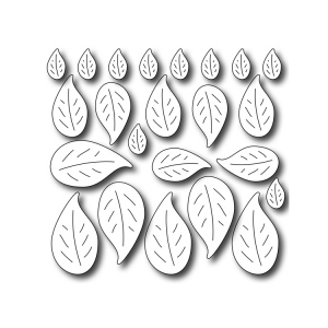 Cutting Die - Petite Leaves