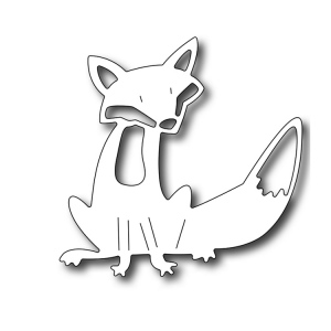 Cutting Die - Adorable Fox