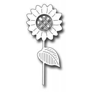 Frantic Stamper Precision Die - Sunflower
