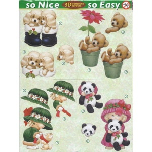 Morehead So Nice and Easy Christmas (4) - baby animals