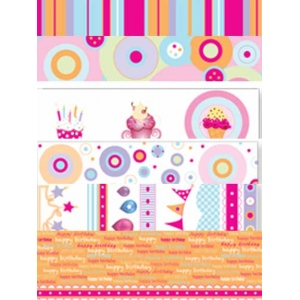 Pergamano Paper Collection -Sweet Celebrations