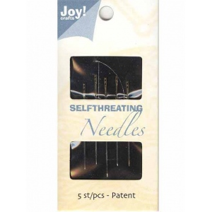Joy! Crafts Self Threading Embroidery Needles