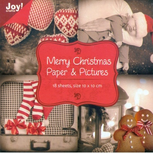 Paper Bloc - Paper & Pictures - Merry Christmas