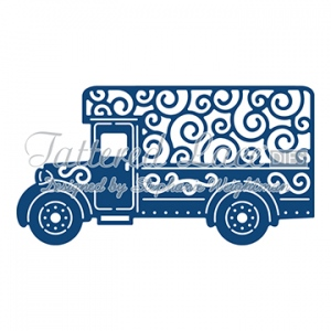 Tattered Lace Dies - Delivery Van