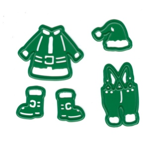 Ecstasy Crafts Joy Crafts Cutting & Embossing Die -  Santa Clothing (5)