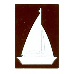 Joy! Crafts Dies - sailboat