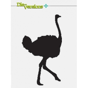 Die-Versions - Sweet Petites - Ostrich