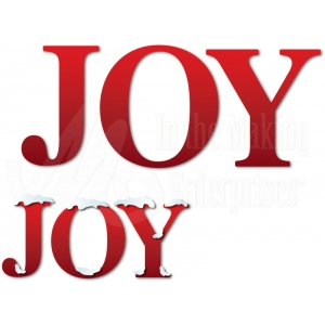 Dee's Distinctively  Dies - Joy