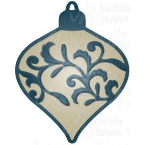 Dee's Distinctively Dies LENA ORNAMENT LG. 1