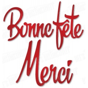 Dee's Distinctively  Dies Bonne Fete/merci