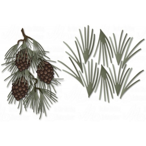 Dee's Distinctively Dies WHITE PINE NEEDLES