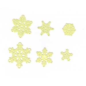Nellie's Choice Shape Die - Snow Flakes