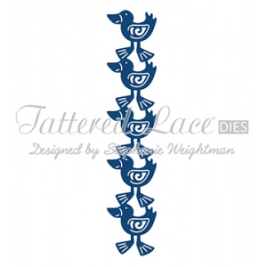 Tattered Lace Dies - Duck Border