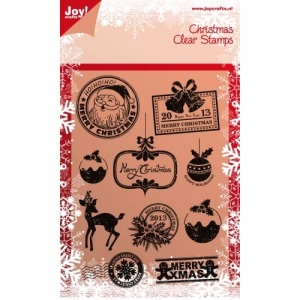 Stamp - Christmas Icons