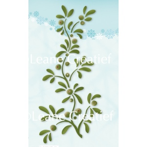 LeCreaDesign® clear stamp Mistletoe.