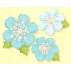 Leane Creatief Lea'bilities Clear Stamp - Blossom