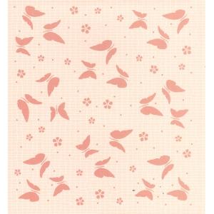 Border Butterflies 352144 Leane Creatief Embossing Folder
