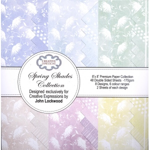 Spring Shades Collection-Paper Pad