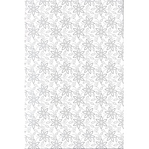 Creative Expressions Embossing Folder A4 - Dotty Daisy
