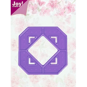 Joy! Crafts Dies - 4 Photo Corners small