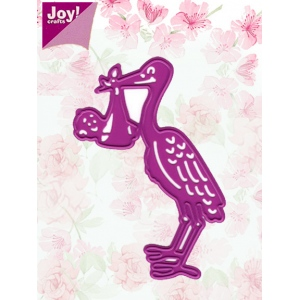Joy! Crafts Dies - Stork with Baby