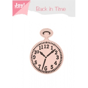 Joy! Crafts Dies - Back In Time Pocket Watch