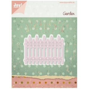 Joy! Crafts Cutting and Embossing die - Fence