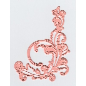 Cutting and Embossing Die Swirl