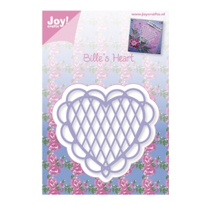 Joy! Crafts Dies - Billie's Heart - Latice