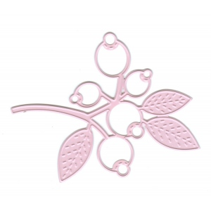 Joy! Crafts Cutting & Embossing Die - Spring Love Berry Branch