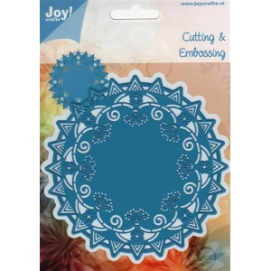 Joy! Crafts Dies - Round Doily 1