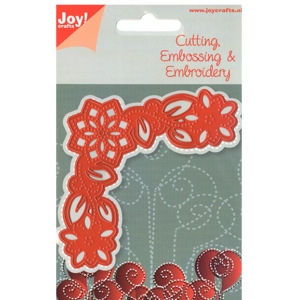 Joy! Crafts Dies - Embroidery - Corner 2