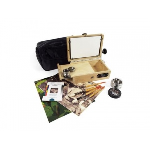 Guerilla Painter Pocket Box™ Oil & Acrylic Plein Air Kit: 5 x 7