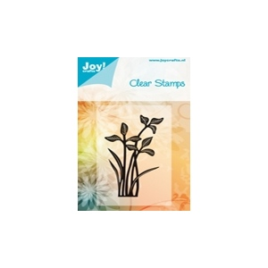 Clear Stamps - Flower 1