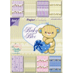 Paper Block - baby neutral