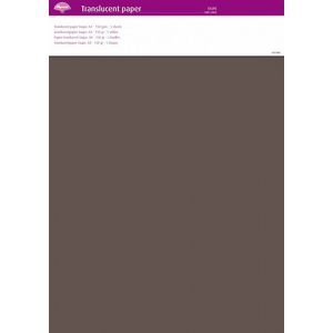 Parchment Paper - Taupe (5 sheets)