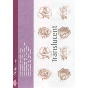Vellum Roses Copper